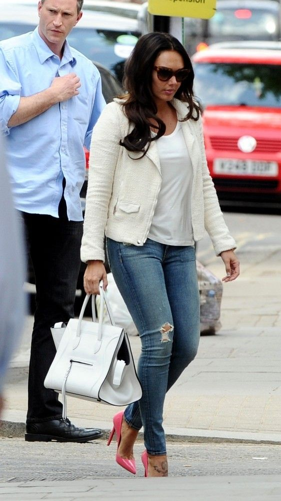 Tamara Ecclestone - Tamara Ecclestone Gets Lunch With Her Fiance