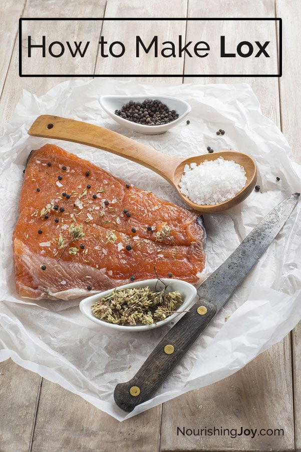 Lox - the succulent, melt-in-your-mouth salmon treat that is popularly served on top of cream cheese and bagels - is easier to make at home than you might think!