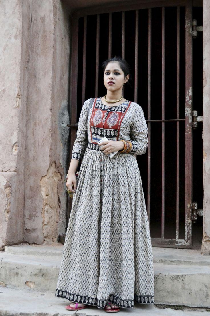 Indian folk art.. dressing