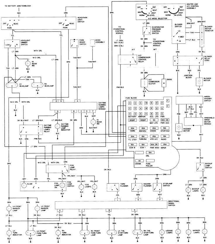 repair guides wiring diagrams wiring diagrams. Black Bedroom Furniture Sets. Home Design Ideas