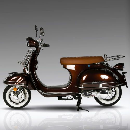 retro roller classic cruiser scooter mofa 25 49 50 125 ccm. Black Bedroom Furniture Sets. Home Design Ideas