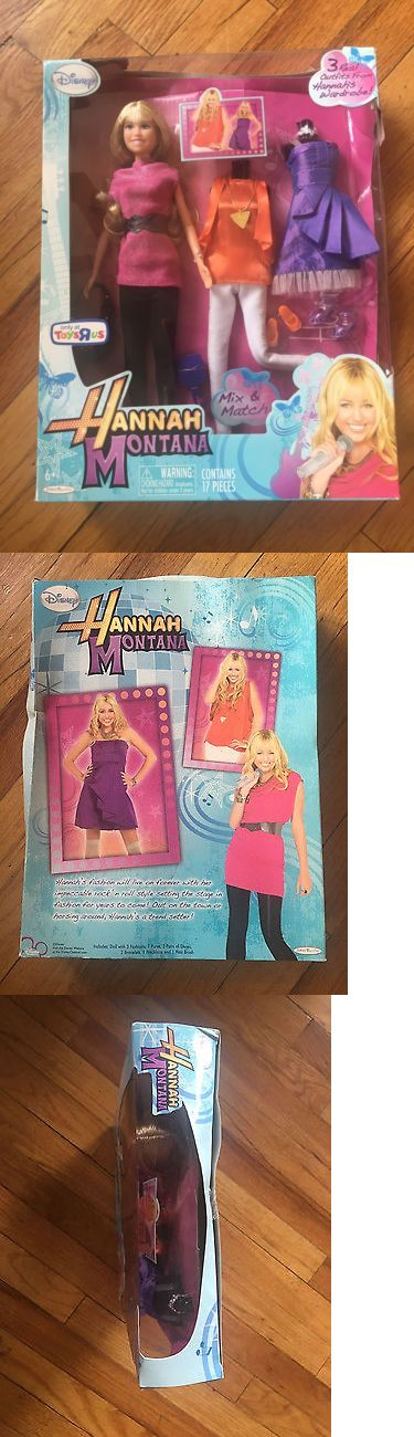 Hannah Montana 158763: Disney Hannah Montana 3 Three Outfits Barbie-Style Doll Toys R Us Exclusive 2010 -> BUY IT NOW ONLY: $94.99 on eBay!