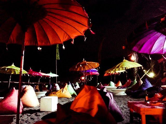 La Plancha - Best sunset in Bali