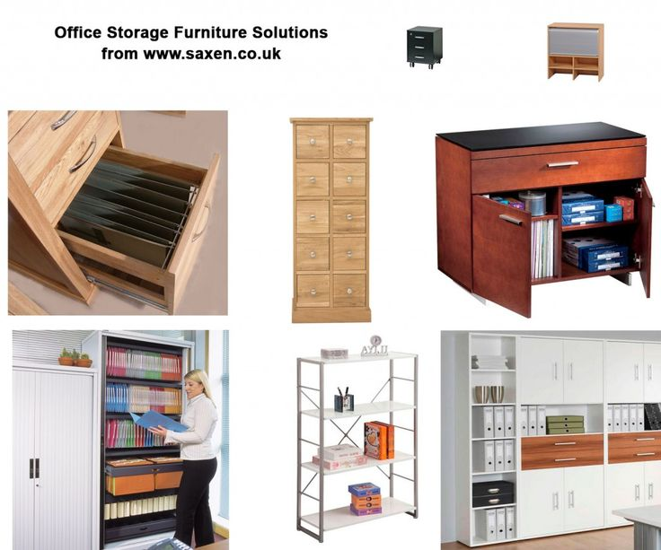 Office Storage Furniture Solutions