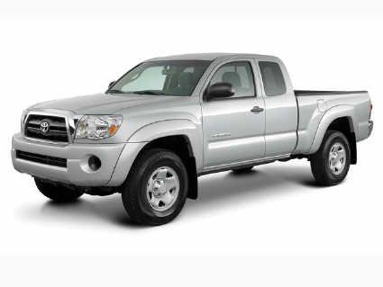 2006 Toyota Tacoma PreRunner - My Ride