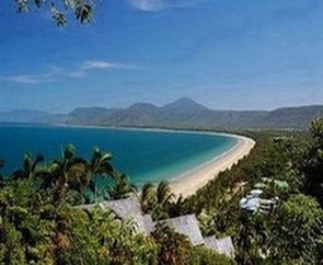 Port Douglas, Cairns, Australia - stayed at the beach with day trips to the rainforest and coral reef- simply unbelievable.