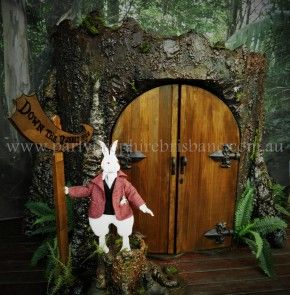 23 Best Images About Emma S Alice In Wonderland Doors On