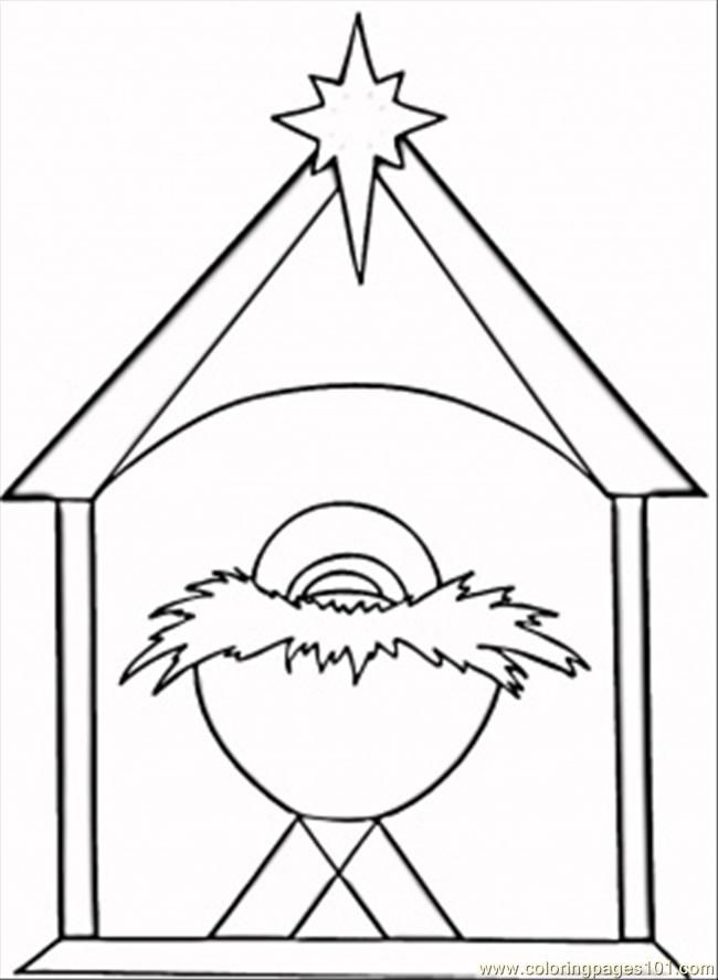 Free Online Christmas Coloring Pages