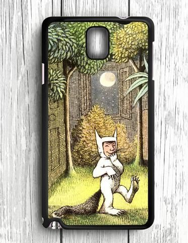 Where The Wild Things Are Film Samsung Galaxy Note 3 Case