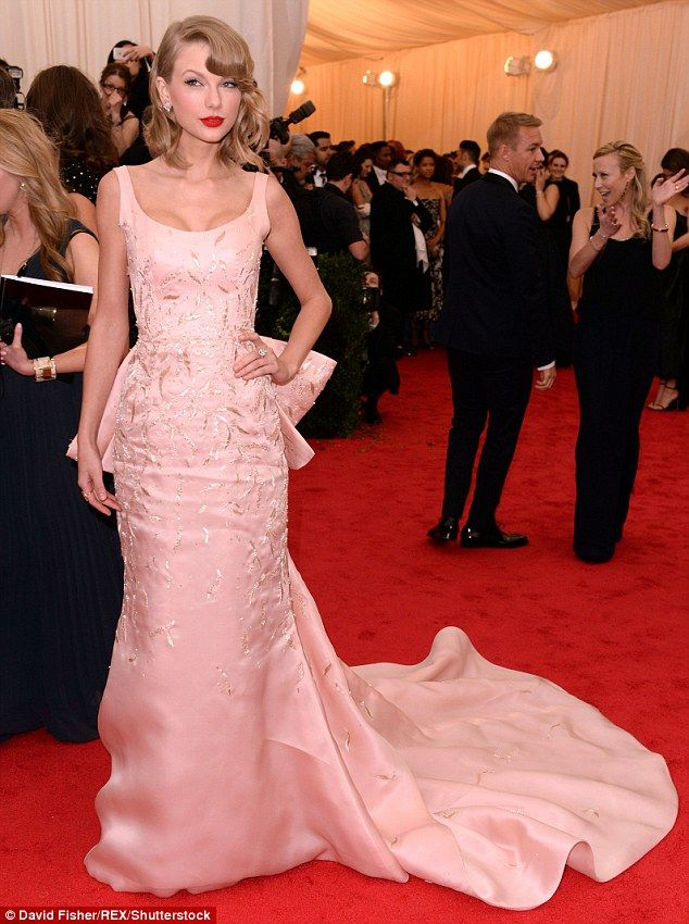 Selena Gomez says Taylor Swift will be her date at Met ...