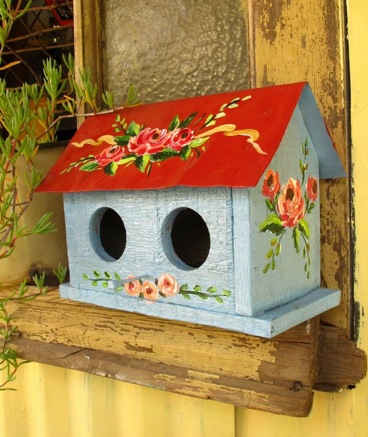 542 best images about casitas de pajaros on pinterest sleepy hollow bird feeders and bird houses - Casita para pajaros ...