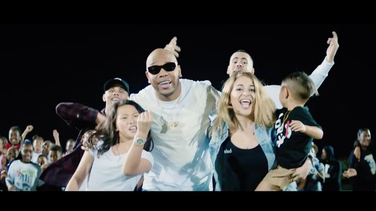 """Flo Rida & 99 Percent - """"Cake"""" (Official Music Video), Hot remix package & a very hot video that we'll be supporting, www.StarfleetMusicPool.com"""