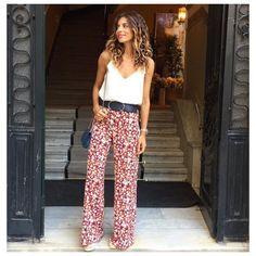 Los mejores looks del verano: Pantalón ancho