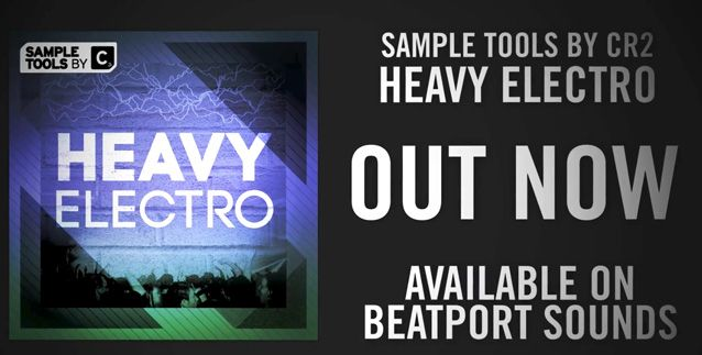 Gearjunkies.com: CR2 expand their sample pack line with Heavy Electro