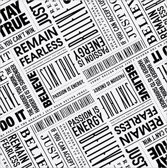 black + white: Design Inspiration, Branding Gold, Workout Inspiration, Crossword Puzzles, Amendment Inspiration, 0 Design, Design Beautiful, Types Design, Beautiful Typography