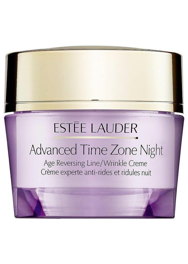 Best Anti-Aging Products At Sephora—Estée Lauder Advanced Time Zone Night Age Reverse Line/Wrinkle Crème #AntiAgingTips