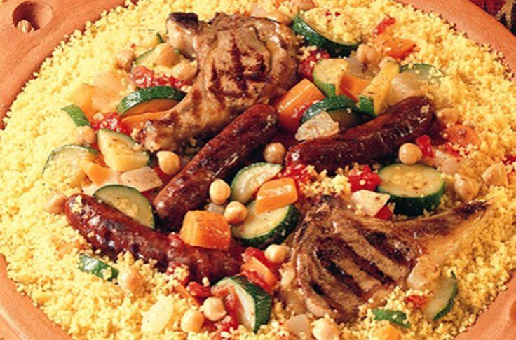 Couscous Royal Marocain