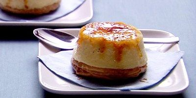 Creme Brulee Cheesecakes Recipe - LifeStyle FOOD