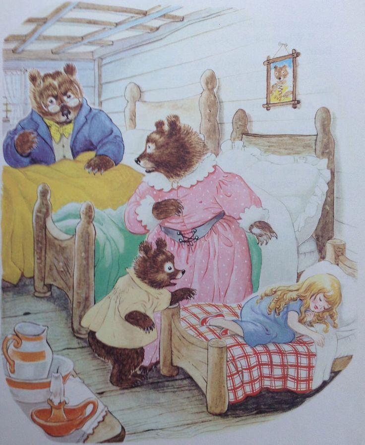 Картинка смешная маша и три медведя