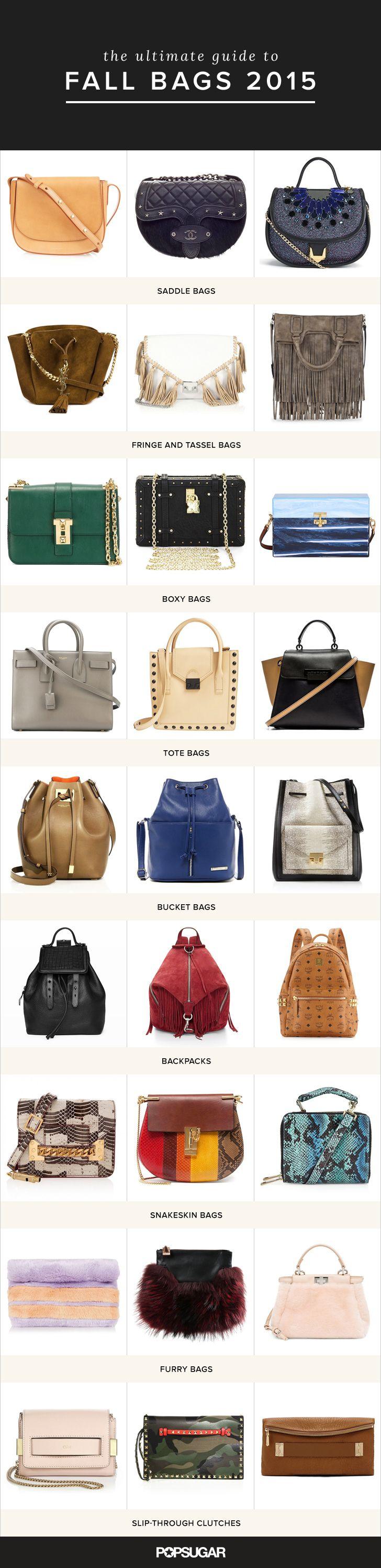 The Ultimate Guide to Fall Handbags – Jennie Kruzlic