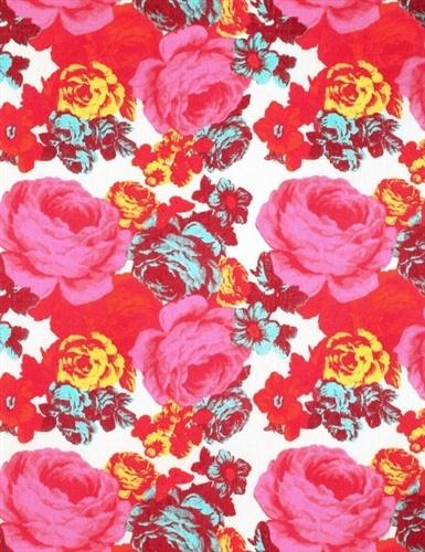 Love again_Baronessa Orange Upholstery Fabric
