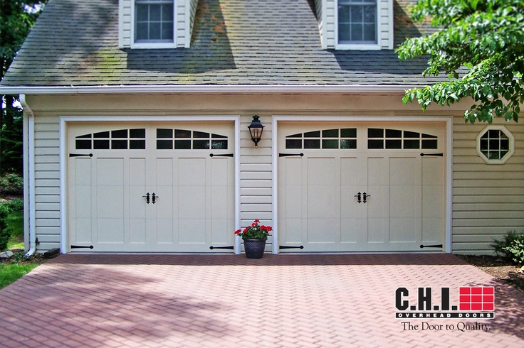 Chi Garage Doors : Images about carriage house garage doors by c h i