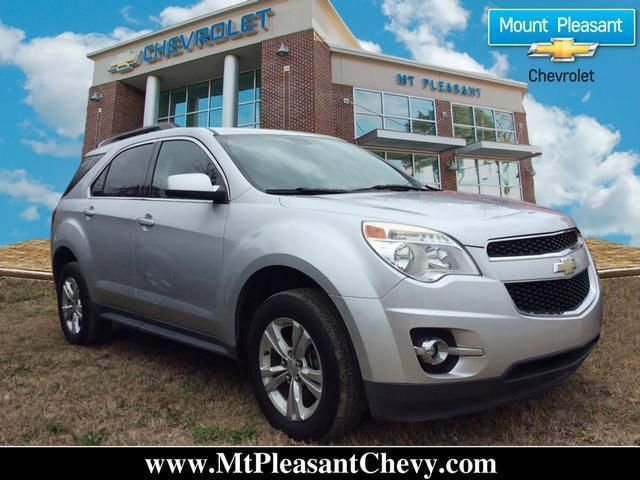2010 Chevrolet Equinox Vehicle Photo in Mount Pleasant, SC 29464