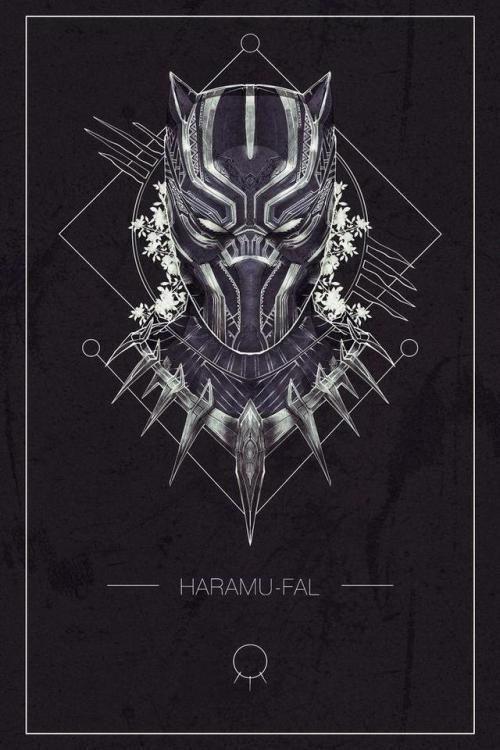 Black Panther HD Wallpaper