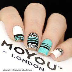 Пластина для стемпинга MoYou London Tropical 17 - купить с доставкой по Москве, CПб и всей России.