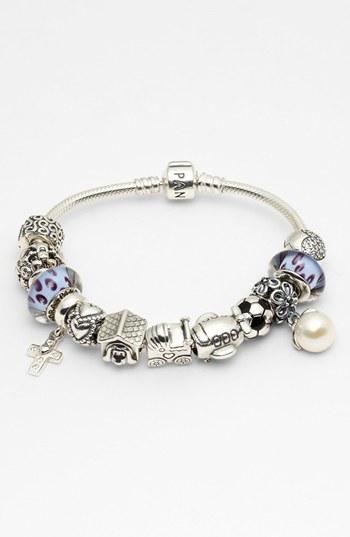 Beautiful bracelet from the Pandora Store at Briarwood Mall