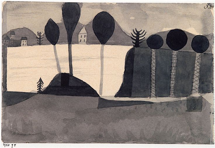 Paul Klee. (namenlos)