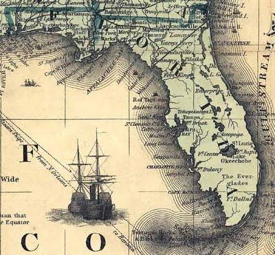 Más De Ideas Increíbles Sobre Map Of Florida Usa En Pinterest - Mapas usa