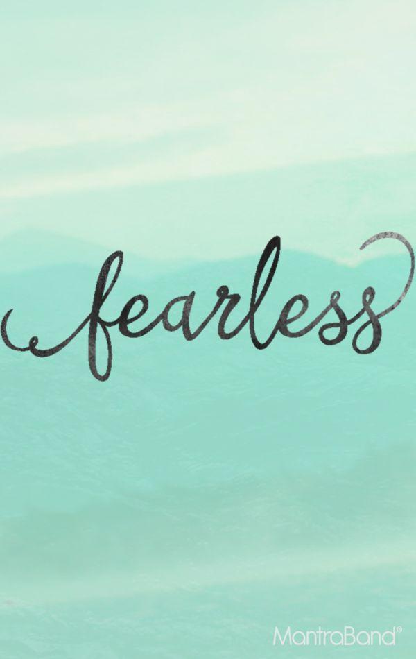 Fearless — MantraBand® Bracelets