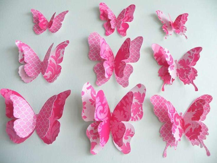 Oltre 25 fantastiche idee su decorazioni di carta su - Decorazioni con fazzoletti di carta ...