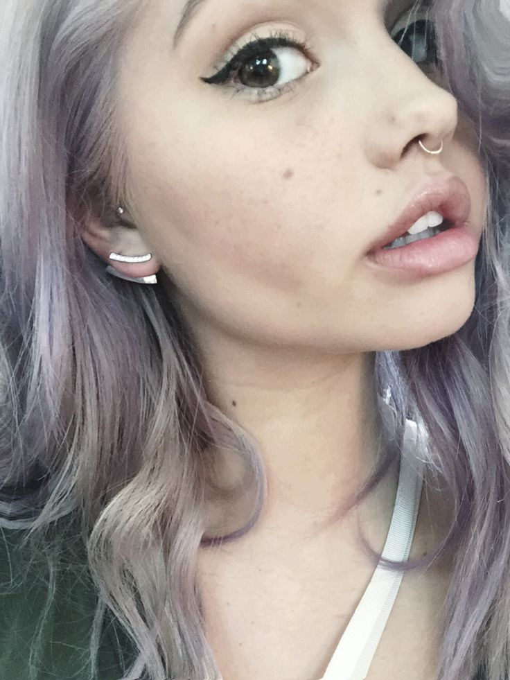 Celebrity Smiley/Superior Fraenum Piercings | Steal Her Style
