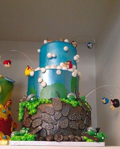 15 gâteaux complètement Geeks