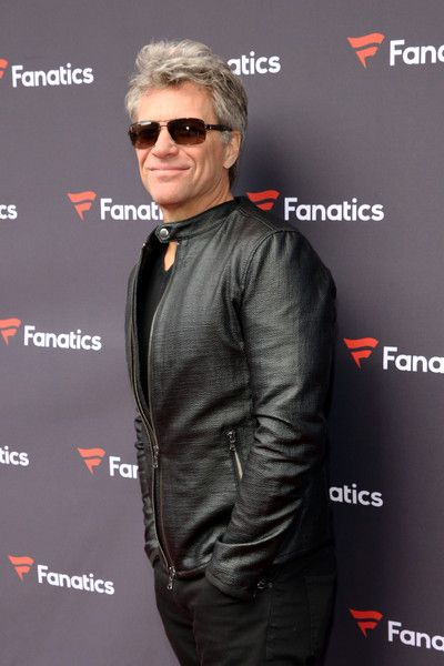 Jon Bon Jovi Photos - Fanatics Super Bowl Party - Arrivals - Zimbio