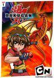 Bakugan, Vol. 1: Battle Brawlers [DVD]
