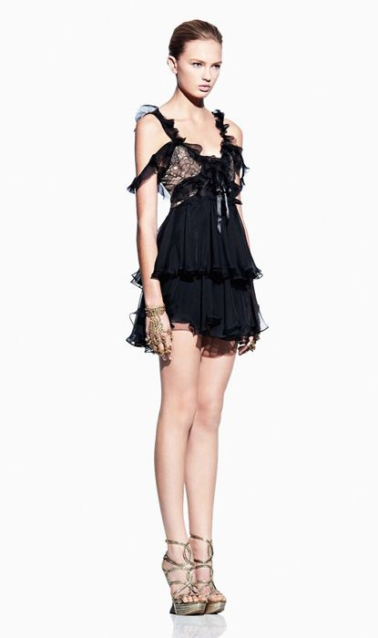 Alexander McQueen.... As if you haven't picked up on it by now, yeah I want it all!