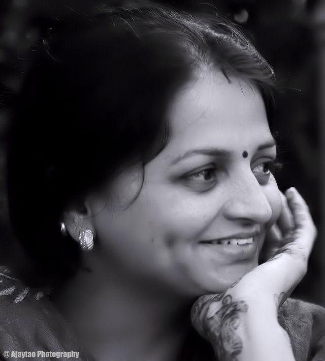 A cute smile - Ajaytao