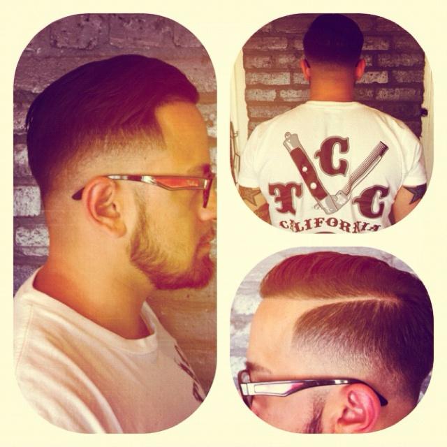 My hair..Barbershop, Hair