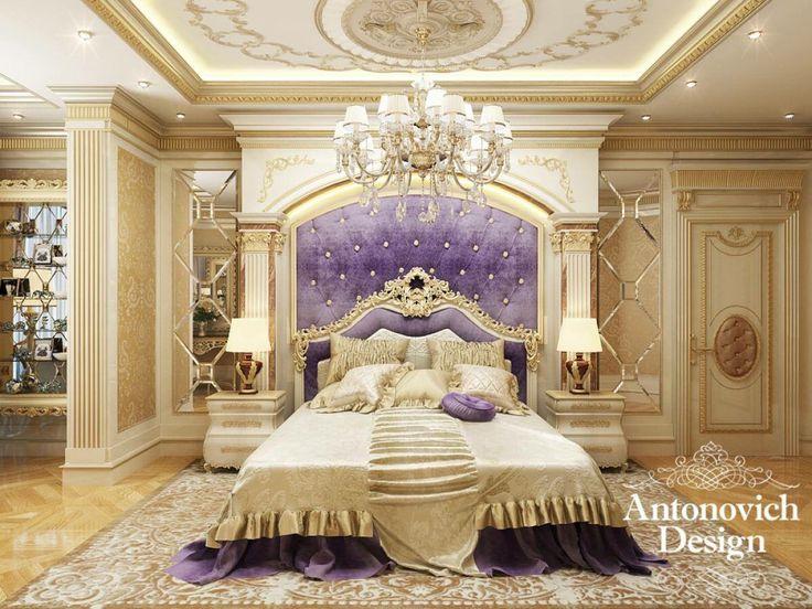 Int Luxury BedroomsRomantic BedroomsBedroom SuitesBeautiful BedroomsMaster BedroomsBeautiful HomesClassic InteriorLuxury InteriorDesign Bedroom