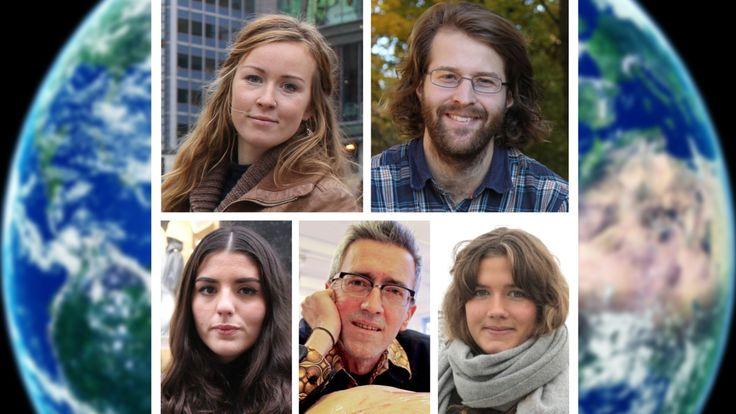 Fem personer som har endret hverdagen sin for å få en mer miljøvennlig hverdag.