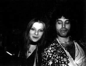 Image result for Mary Austin Freddie Mercury