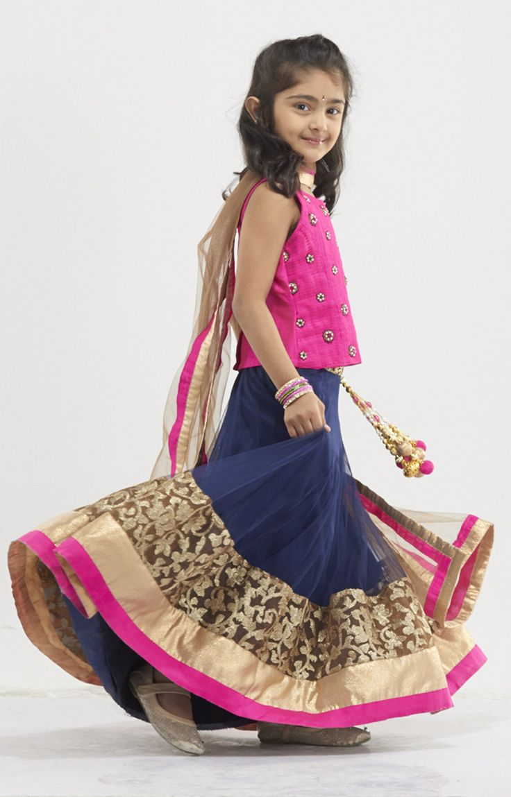 128 Best Images About Kids Lehengas On Pinterest Yellow