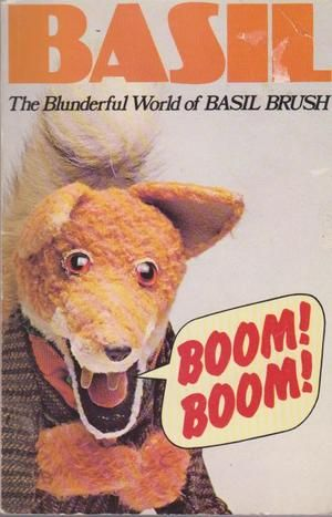 Boom Boom The Blunderful World of Basil Brush Colin Bostock Smith Softcover | eBay
