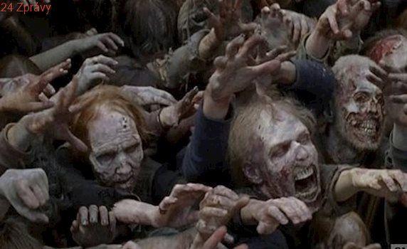 Přežilo by lidstvo zombie invazi? Výzkum: Za 100 dní zbylo jen 181 lidí