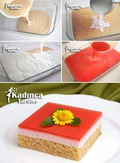 Galeta Unlu Prenses Pasta Tarifi