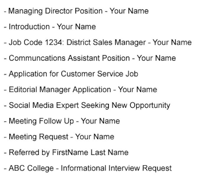 how to include capstone on cover letter