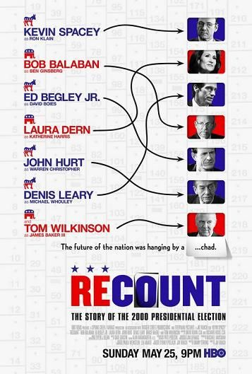 Recount is a 2008 television film about the 2000 United States presidential election. Description from technologyillustratedmagazine.com. I searched for this on bing.com/images